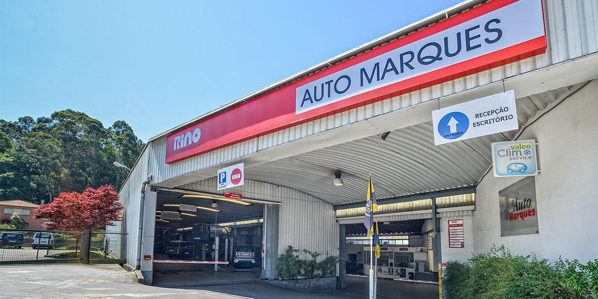 Oficina Auto RINO - Auto Marques