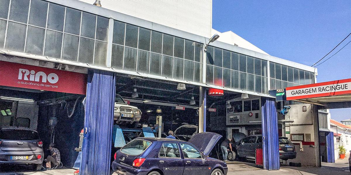 Oficina Auto RINO - Garagem Racingue