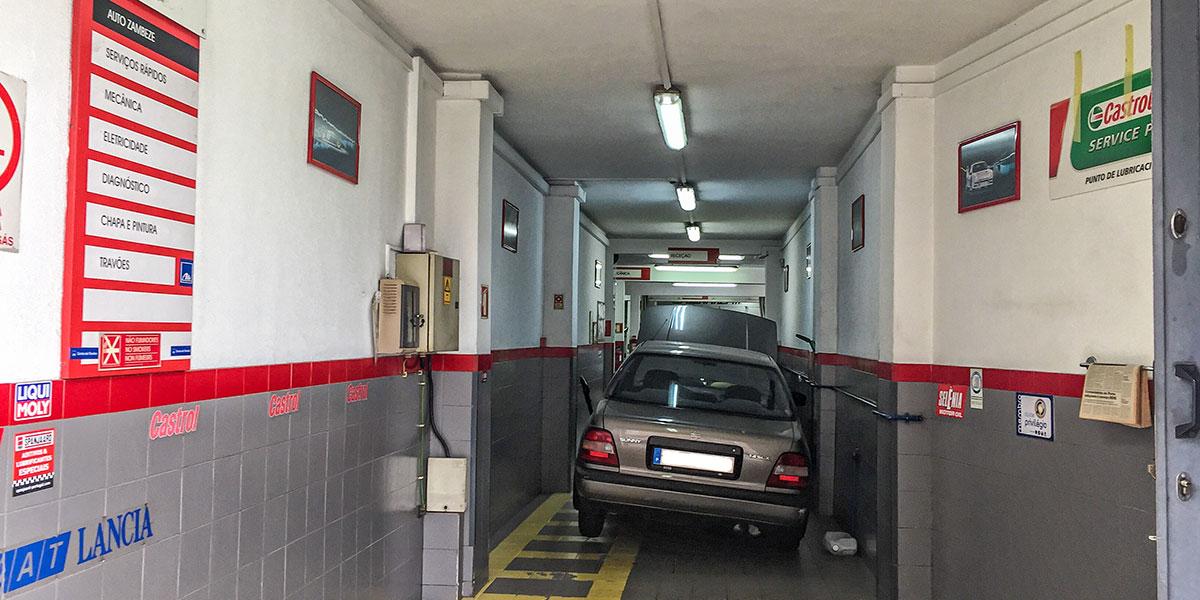 Oficina Auto RINO - Auto Zambeze