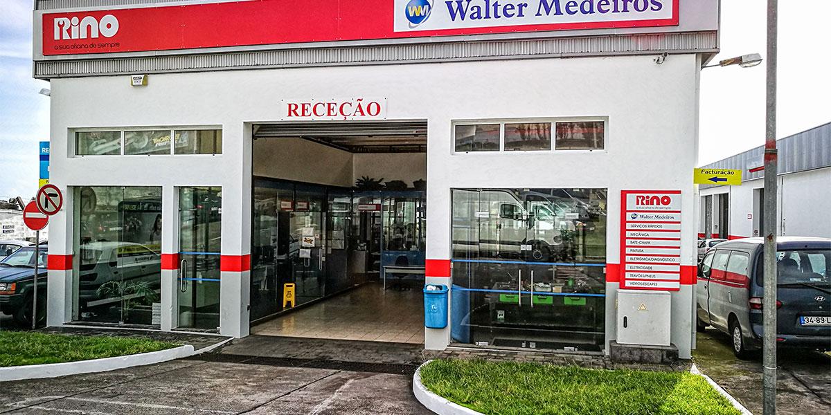 Oficina Auto RINO - Walter Medeiros