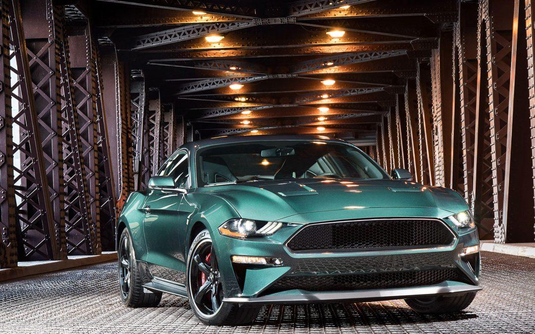 Ford prepara-se para lançar o Ford Mustang Bullitt