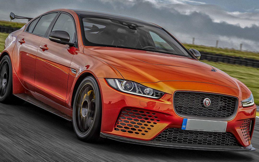 Jaguar lança o XE SV Project 8