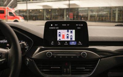 A tecnologia KoMoD ira ajudar os condutores.