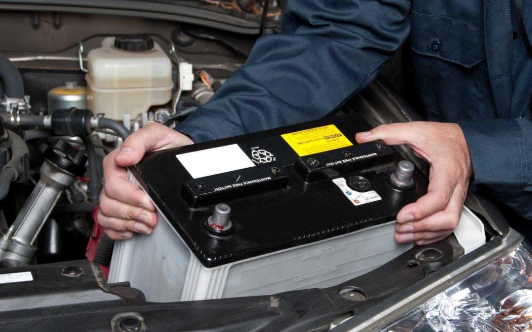 Os cuidados a ter com a bateria do seu automóvel